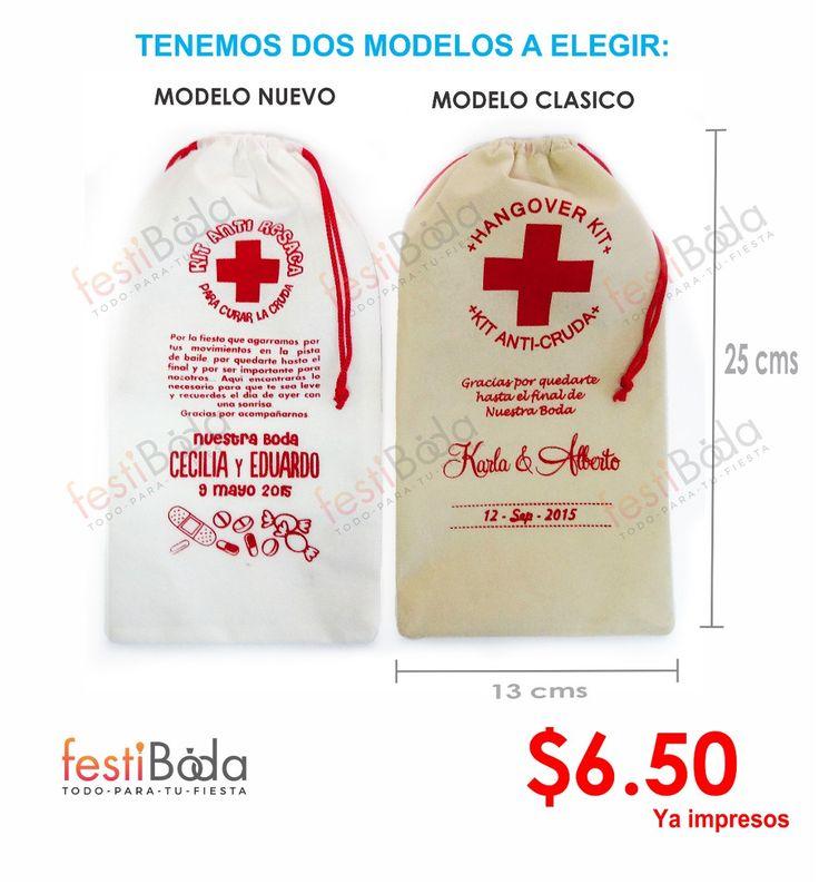 Costalito Para Kit Anticruda - Recuerdo Para Tu Boda - $ 6.50