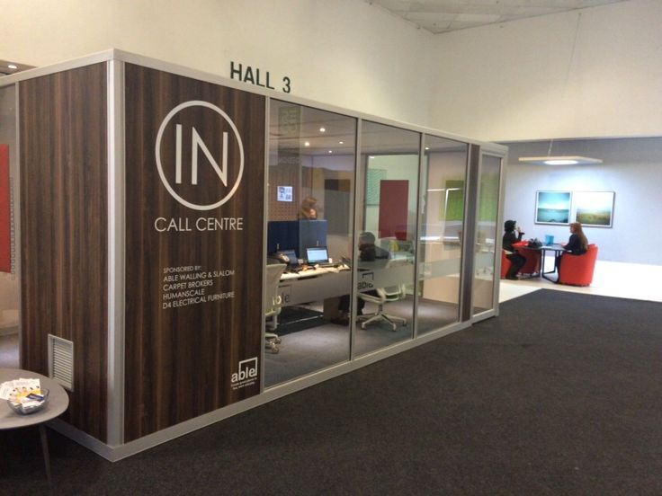Some wood veneer printed wall panels for the Inspire Trade Expo call centre booth.