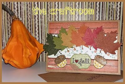 lawn fawn handmade card by the craftroom