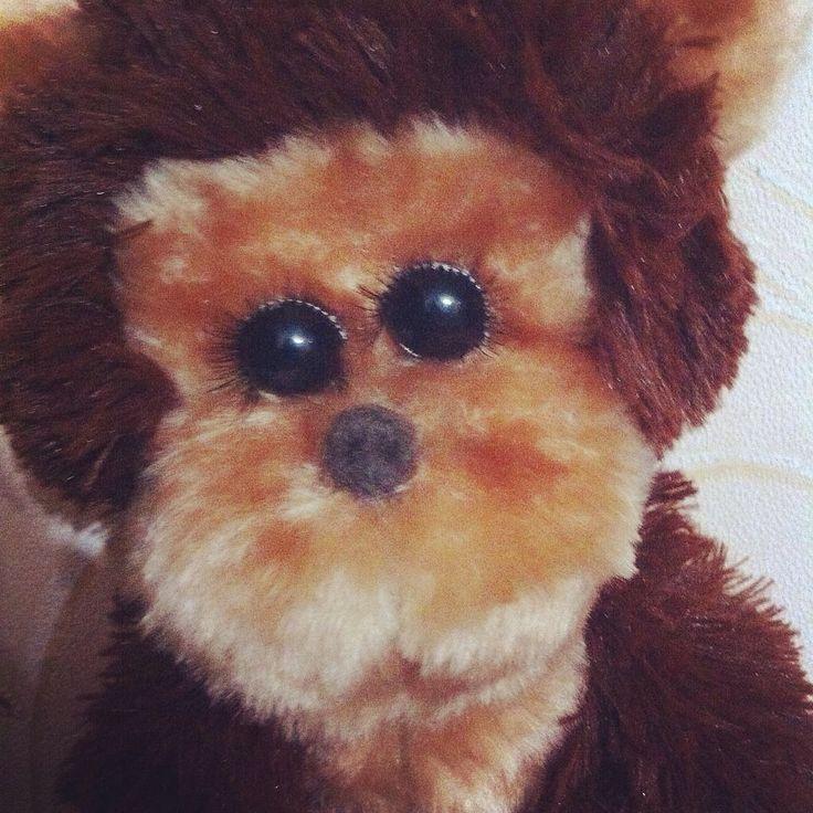 Пол первого ночи, а я все шью))Наконец-то доделала!)Знакомитесь , обезьянка Коко) #mywork #myworks #toys #toys4life  #monkey #koko #mytoys #fluffymois #sewing #игрушки #игрушкиназаказ #ручнаяработа #назаказ #шьюигрушки #моиработы #шьюназаказ #длявас #моиигрушки #коко #обезьянка #любимым #мягкиеигрушки #мягкиеигрушкиручнойработы #всесама #я #шьюсама #шьюназаказ #шьюдетям #шью #ручнаяработа👐