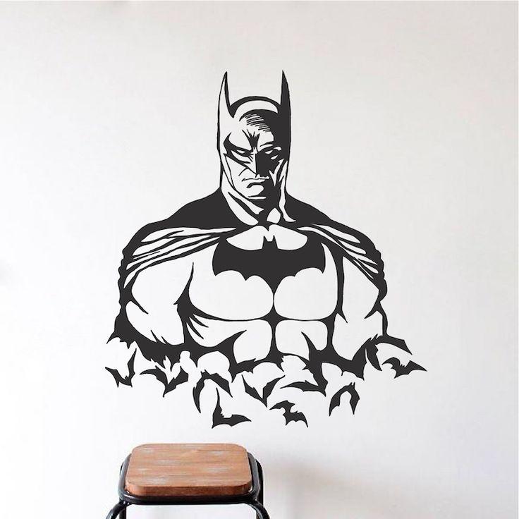 Best 25 Batman Wall Art Ideas On Pinterest Batman Boys 640 x 480
