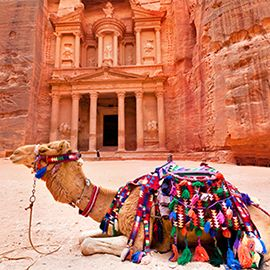 Petra Tours from Eilat, Israel