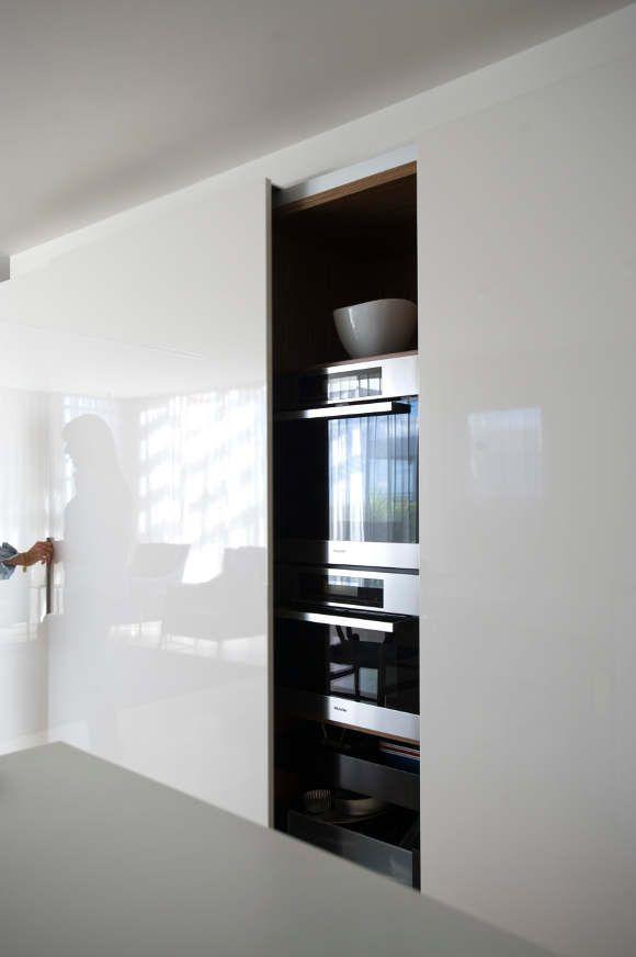 Clever hidden kitchen, Minosa Design _