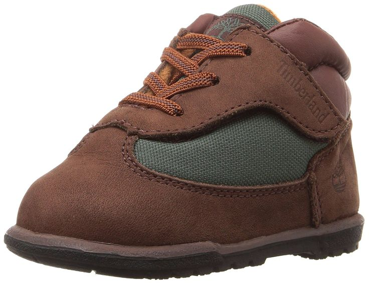 Timberland Kids' Field Crib Bootie-K Hiking Boot >>> Click on the image for additional details.