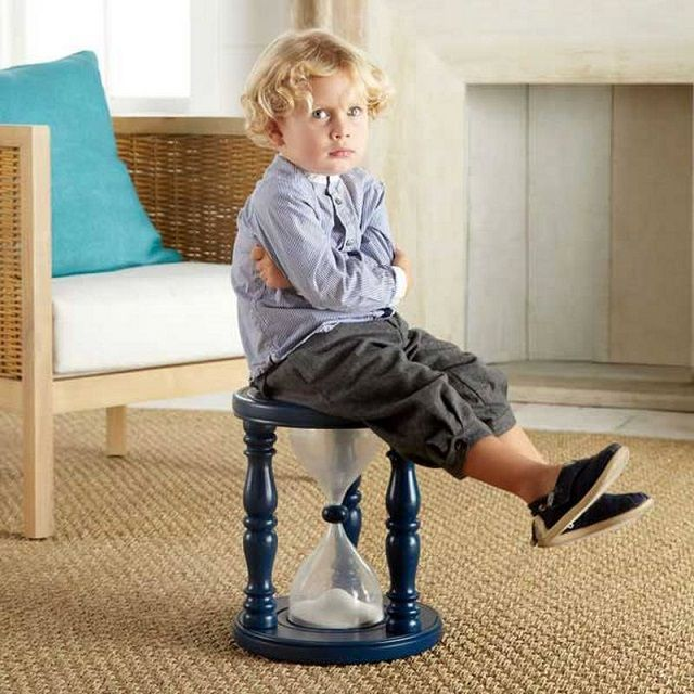 DIY Time Out Stool