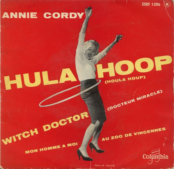 Annie Cordy - Houla Houp (Vinyl) at Discogs