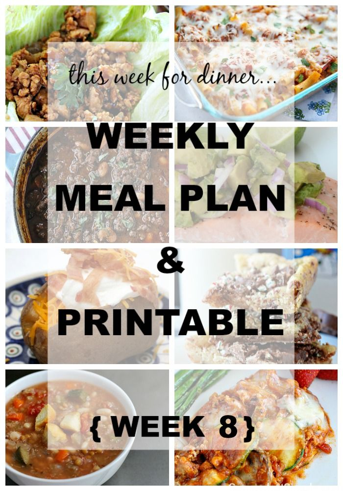 Best 20+ Dinner Menu Ideas On Pinterest | Menu Planning, Yummy