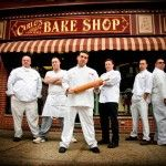 Cake Boss and his team