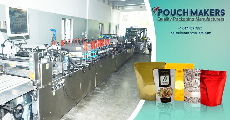 This pouch making machine is fully automatic, so the pressure, temperature and time is completely under control it reduces the energy and time and we are able to fulfill the requirements of quick delivery at less time as well. The most important feature of our #StandUpPouches is their ability to stands upright on the shelves due to their bellows in the lower portion.