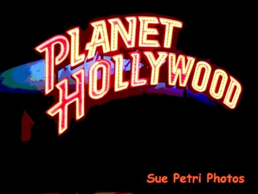 Planet Hollywood ... from 'SuePetriPhotos' on Lilyshop for $45.00