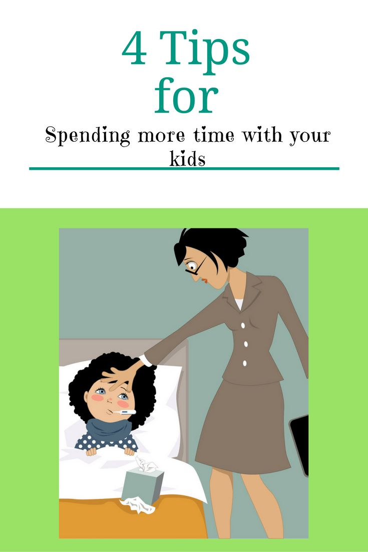 Do you want to spend more time with your children? Do you work? Here are some ways to spend an optimal amount of time with your children!
