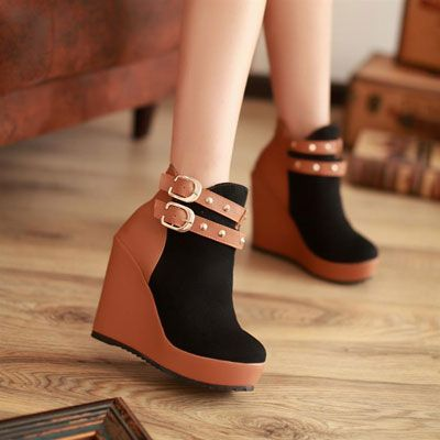 I really love a wedge, and these are