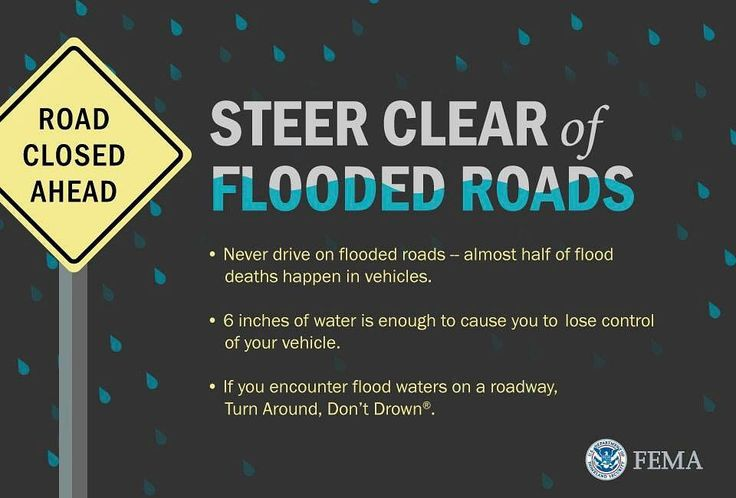 Steer clear of Flooded Roads  #davilaland #floodelevation #floodedroads #FEMA #greatinfo #landsurveyor #engineer #homeinspection