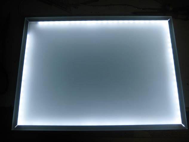 Leuchttisch selber basteln!