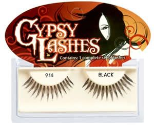 Gypsy Strip Lash 914 Black