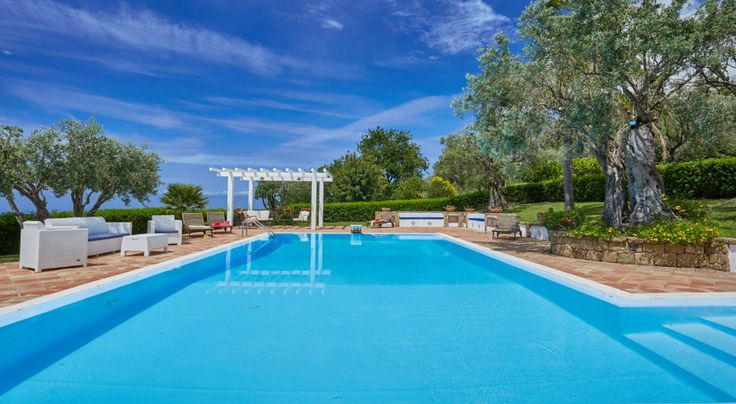 San Teodoro - Villa with pool and garden near #Cefalù #sicily #luxury #villas #pool