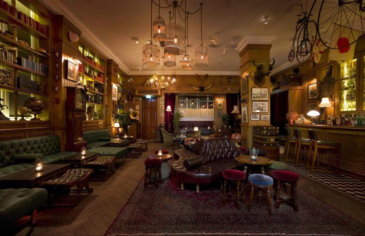 12 cosy places to drink gin in London this winter