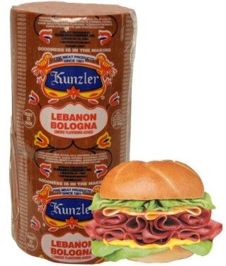 Lebanon Bologna Log and Sandwich 02-26-16