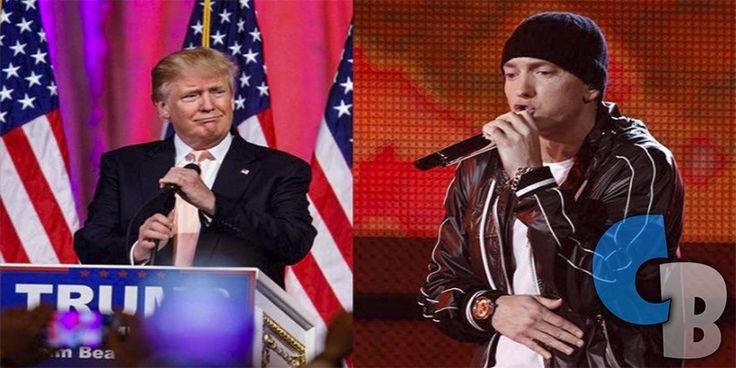 Eminem regresa con canción contra Donald Trump