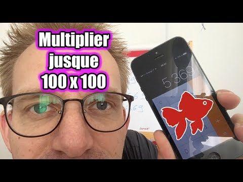 Multiplications à 2 chiffres jusqu'à 100 - méthode la plus facile - Améliorer sa mémoire - YouTube