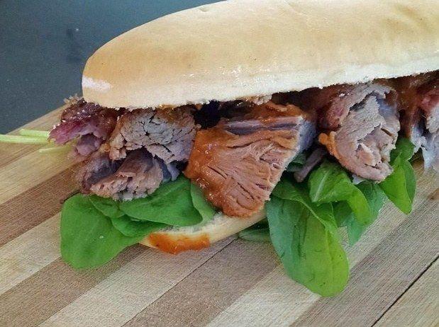 ¿Quién necesita de Subway para comer un sándwich verdaderamente sabroso?                                                                                                                                                                                 Más