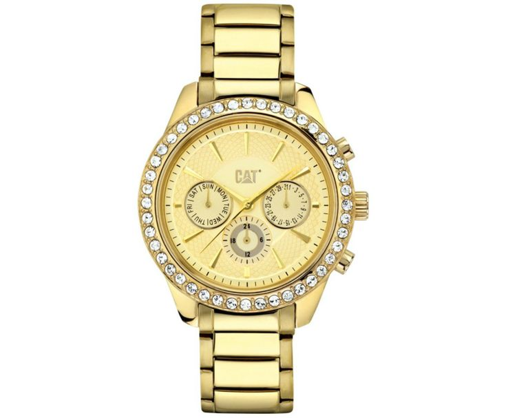 Το JOY χαρίζει σε 1 τυχερή την ευκαιρία να κερδίσει ένα μοναδικό ρολόι KYNZO σε χρυσή απόχρωση.