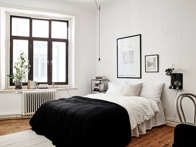 my scandinavian home a swedish home in perfect harmony bedroom decor modernsmall