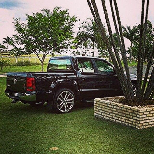 #Volkswagen #Amarok #Brazil #DaSauto