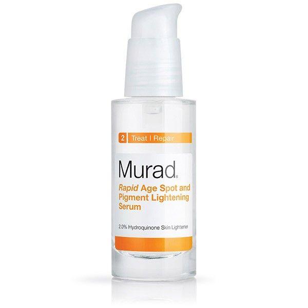 Murad Rapid Age Spot and Pigment Lightening Serum with hydroquinone fades dark…