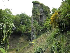 Château en ruine de Penhoat
