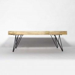 1000 ideas about table basse industrielle on pinterest coffee tables table basse bois and. Black Bedroom Furniture Sets. Home Design Ideas