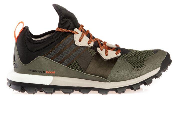 #Adidas Response Trail Boost M - stworzone dla wymagających biegaczy terenowych. Zapewniają wysoką przyczepność i kontrolę na błotnistych i kamienistych trasach. #terenowe #jesienzima2015 #boost #continental
