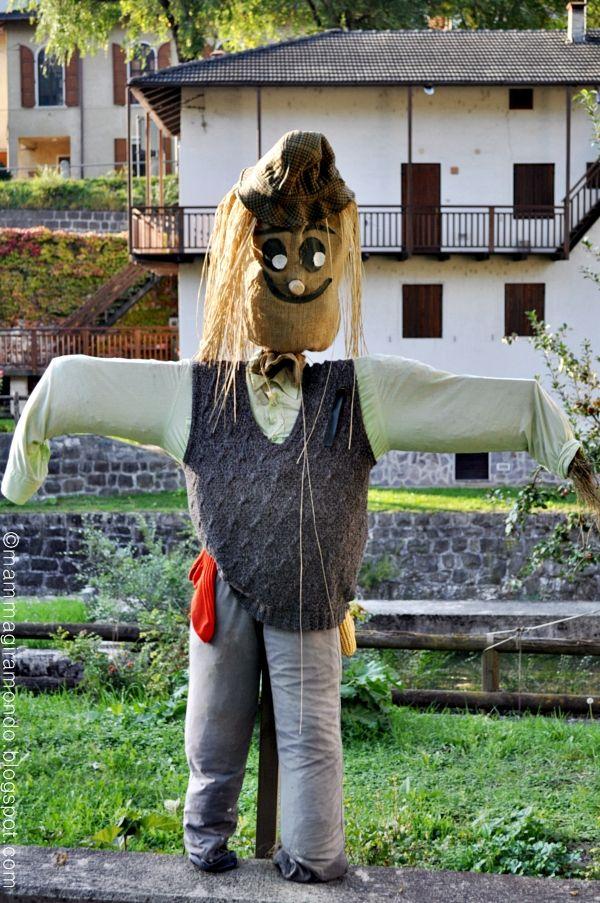 Valsugana per famiglie: La Casa degli spaventapasseri