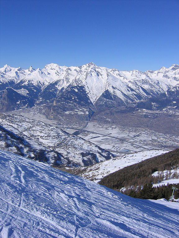 Haute-Nendaz, Rhone Valley, Valais