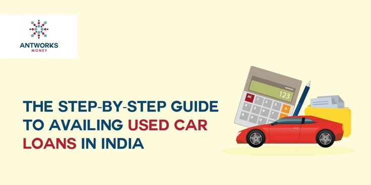 Buying your first car? Looking for financing options? Used car loans to the rescue! Check out here bit.ly/2sG7484 procedure to apply for used car loans in India. #RefinanceCar