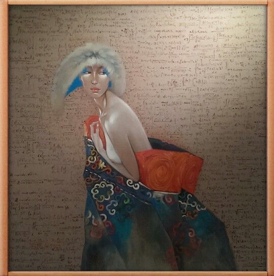 Picture @ Tsagaandarium Art Gallery UB