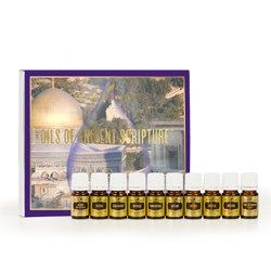 Das Bibelöle-Set (Oils of Ancient Scripture™) von Young Living