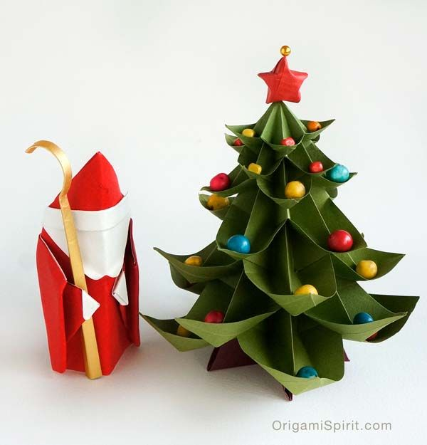 03-origami-christmas-three-600 More