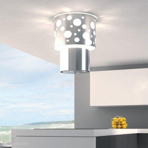 Campana Extractora STAR LIGHT ISLA