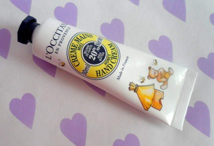 L'Occitane 'Shea Honey' Hand Cream