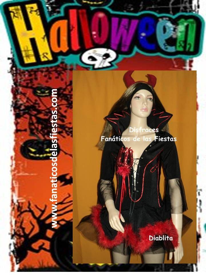 Disfraces de Diablita sexy precio venta  25.000 pesos www.fanaticosdelasfiestas.com