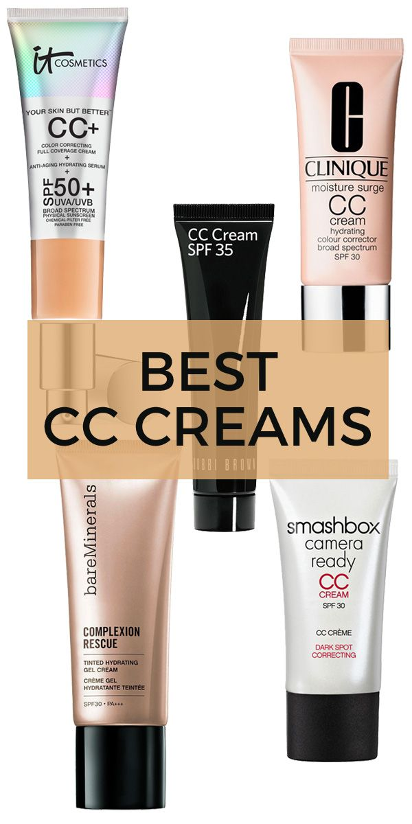 The best CC Creams
