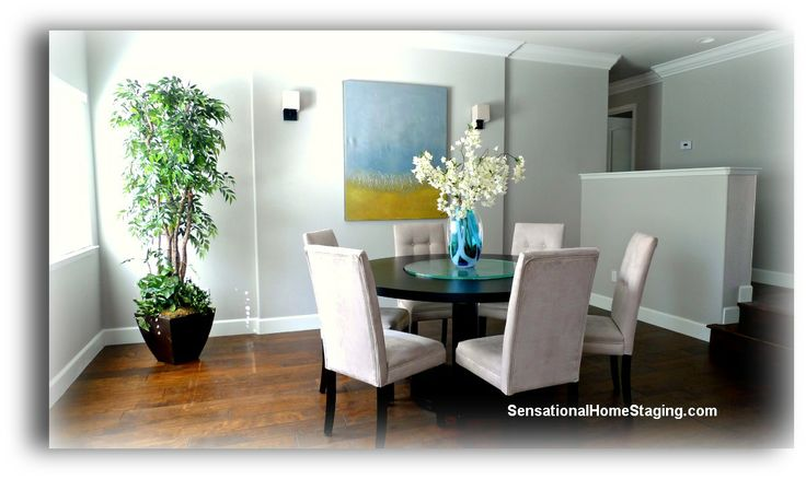 Walnut Creek ~ Dining in Style #homestaging #staging #diningrooms #realestate