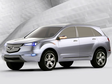 Acura  Reviews on The 2011 Acura Mdx Specs Details And Review   Auto