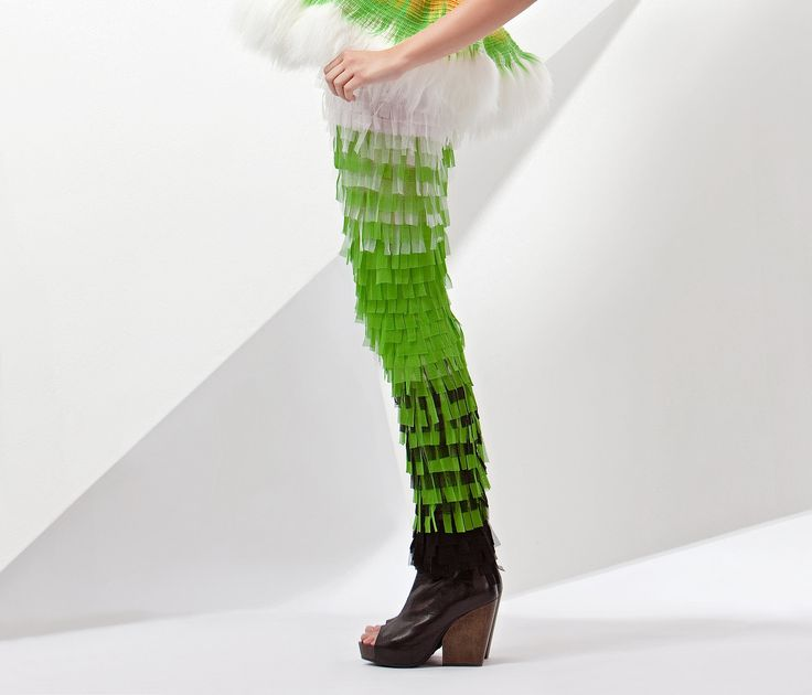 30% sale OMBRE tulle LEGGINGS handcrafted tulle by NATIPUREIDEA