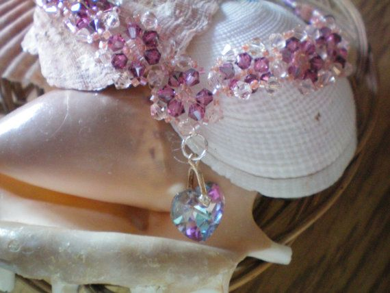 Snow flakes Necklace by ShopBalthazard on Etsy, $110.00