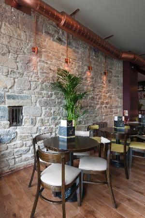 Whiski Rooms Edinburgh, yummy food!