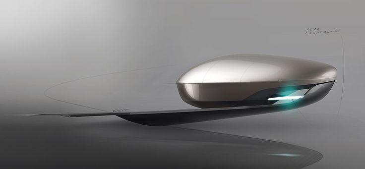 Gashetka | Transportation Design | 2017 | Jaguar I-Pace | Source