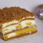 Mango Float Recipe The graham cracker was invented in 1829, by Sylvester Graham. The original graham cracker was made with graham flour, a combination of finely-ground unbleached-wheat flour with the wheat bran and germ coarsely-ground and added back in...