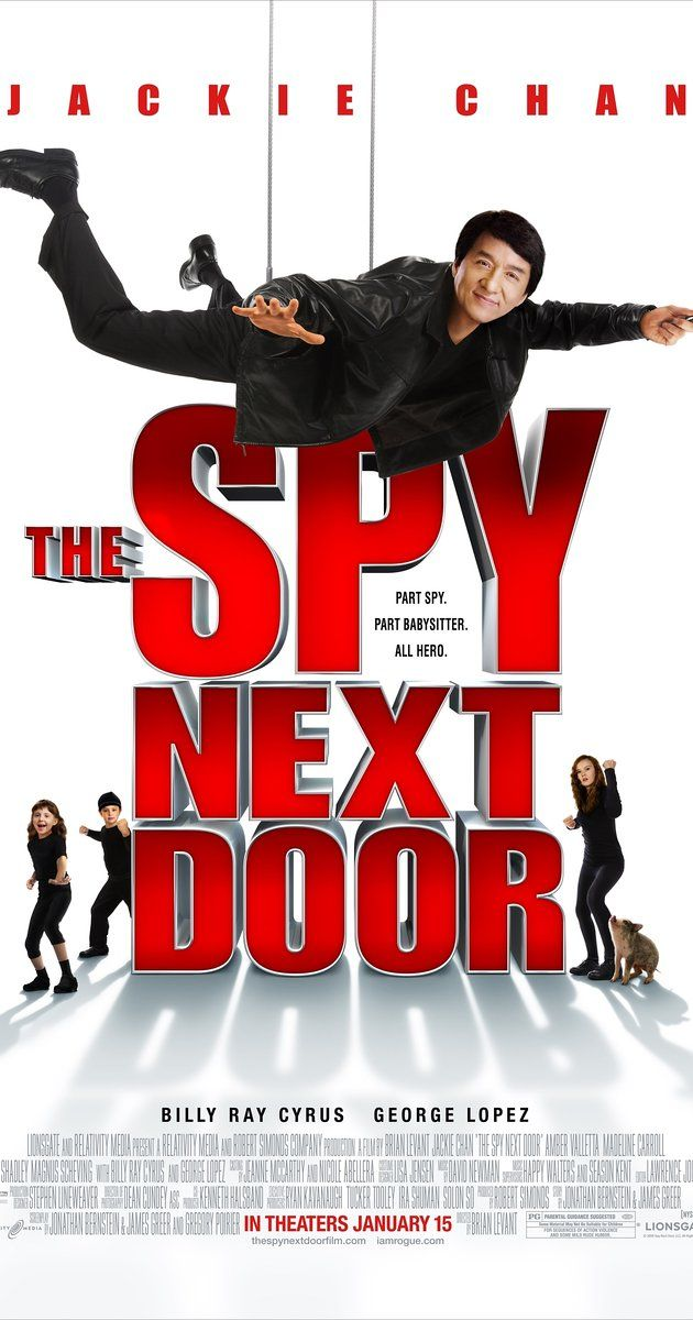 Directed by Brian Levant. With Jackie Chan, Amber Valletta, Billy Ray Cyrus, Madeline Carroll. Former CIA spy Bob Ho takes on his toughest assignment to date: looking after his girlfriend's three kids, who haven't exactly warmed to their mom's beau.